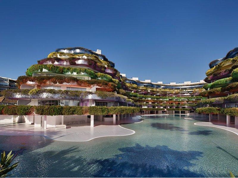 Espectacular apartamento en Ibitza, holiday rental in Puig d'en Valls