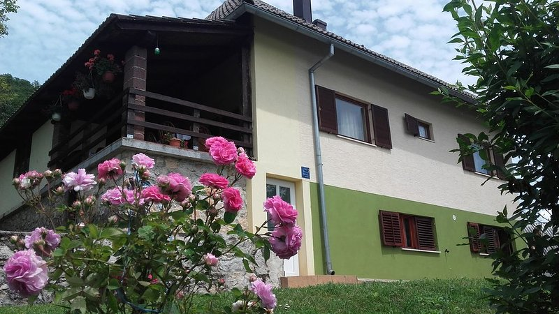 Guesthouse Loncar is waiting for you! Just come and enjoy :), holiday rental in Sertic Poljana