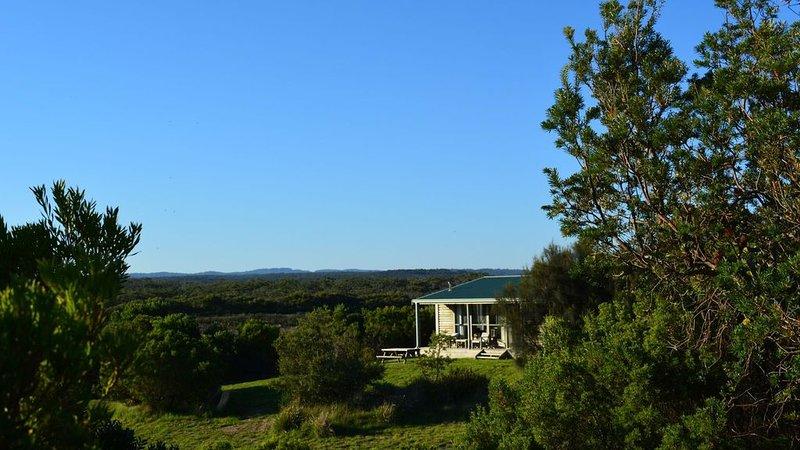 Panorama Cottage - Shearwater Cottages, location de vacances à Johanna
