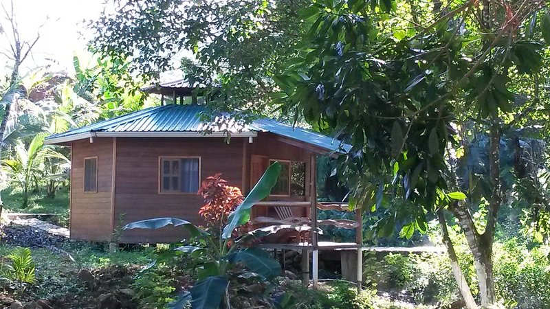 River View Cabin And Hot Springs, vakantiewoning in Tela