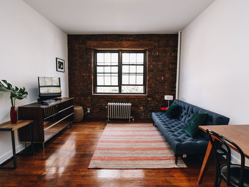 Cute 1BR in center of Chelsea, holiday rental in Hoboken