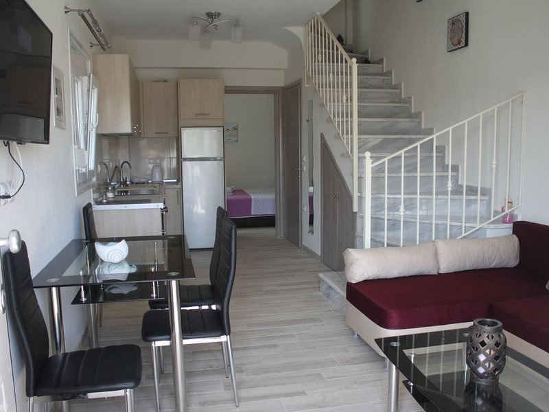 Newly built houses for rent in Greece, Nikiti Halkidikis Sithonias., vacation rental in Ormos Panagias