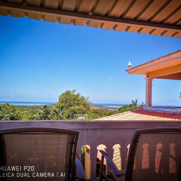 Villa Nout Soley - Bed and Breakfast, alquiler de vacaciones en Isla Rodrigues
