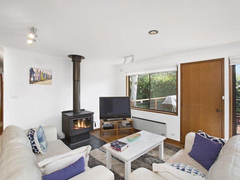 Charming Margate Beach House, Barwon Heads, holiday rental in Barwon Heads