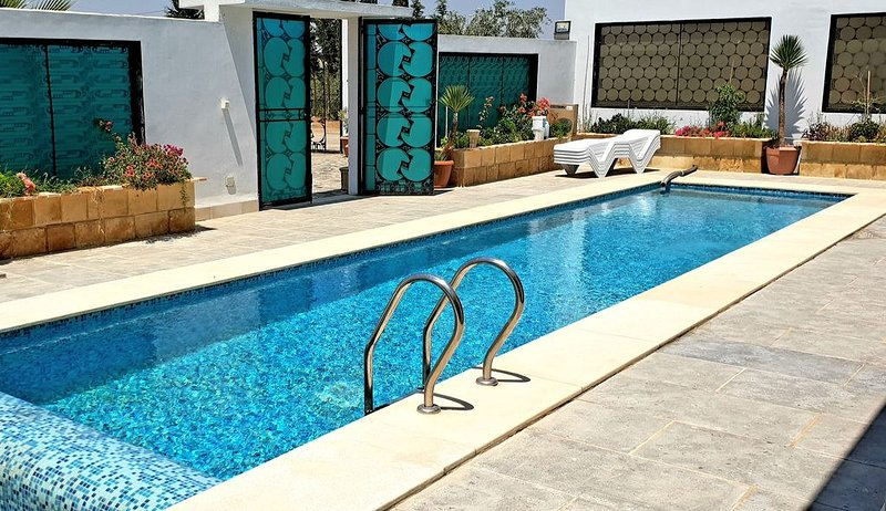 Villa avec piscine privative 2, holiday rental in Hammamet