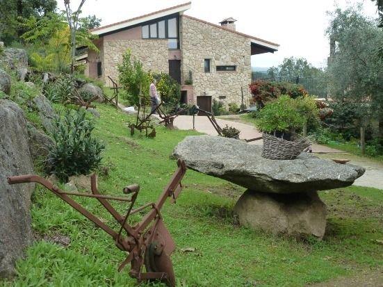 Las Casas de Agapito Centro Rural en Gredos, capacidad para 25 personas en total, alquiler vacacional en Madrigal de la Vera