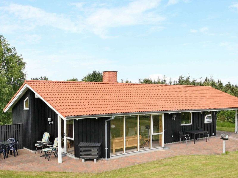 Spacious Holiday Home in Fjerritslev near the Sea, Ferienwohnung in Fjerritslev