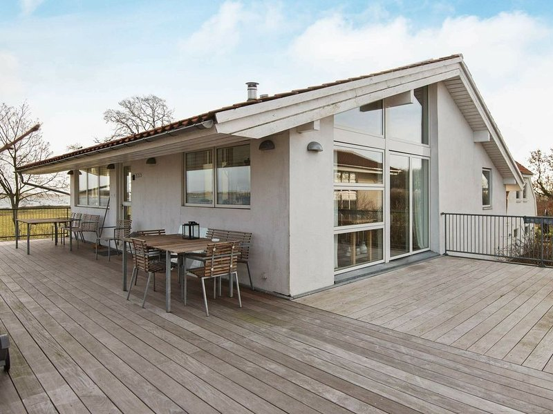Pet-friendly Holiday Home in Haderslev with Swimming Pool, Ferienwohnung in Arosund