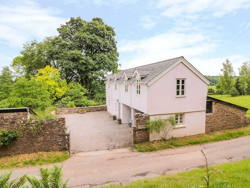 The Buckstone House Coach House, MONMOUTH, holiday rental in Broadwell