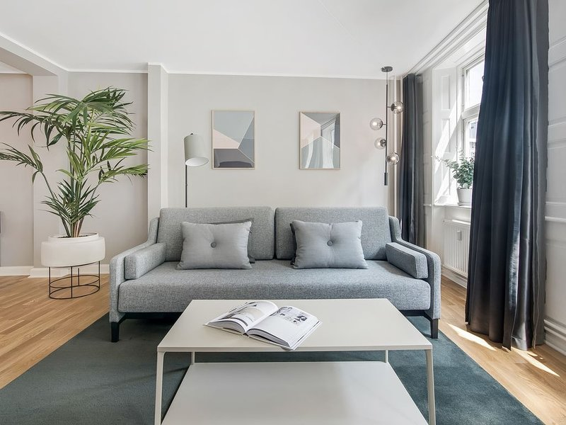 Rosenborg Hotel Apartments | 2 Bed Rooms | Prime Location | Scandinavian Design, alquiler vacacional en Copenhague