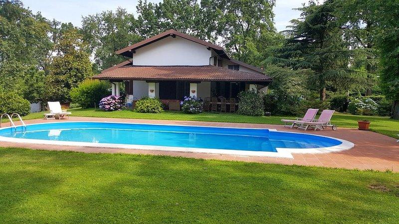 Villa Le Querce, Agrate Conturbia, Lac Majeur - Vacances NORTHITALY VILLAS