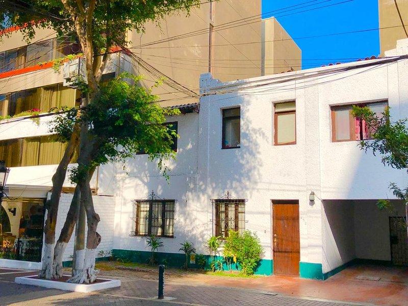 Hospedate en el centro turistico de Miraflores – semesterbostad i San Isidro