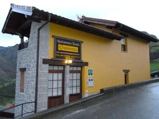 Casa rural (alquiler íntegro) Gamonedo para 4 personas, holiday rental in Santa Marina de Valdeon