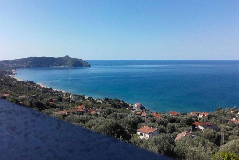 Residenza Golfo degli Ulivi - BILOCALE 6, holiday rental in Marina di Pisciotta