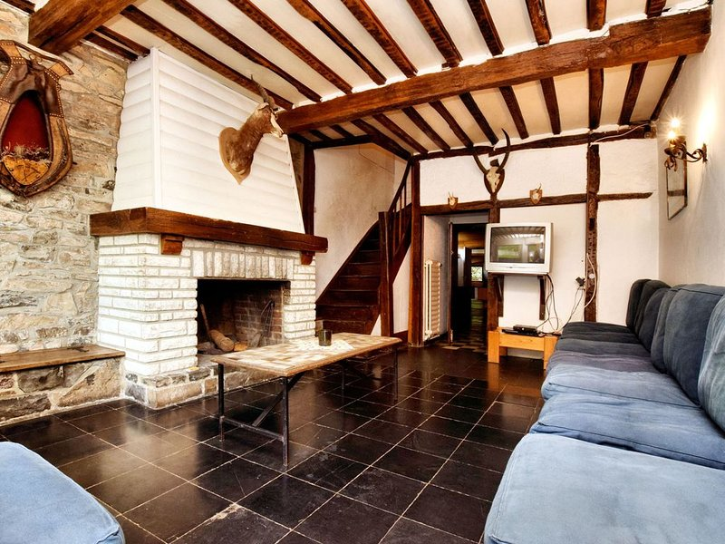 Marvelous Holiday Home in Durbuy with Sauna, location de vacances à Villers-Sainte-Gertrude