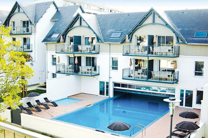 Accès Piscine ! Appartement sympa et cosy près de la plage, location de vacances à Sainte-Marine
