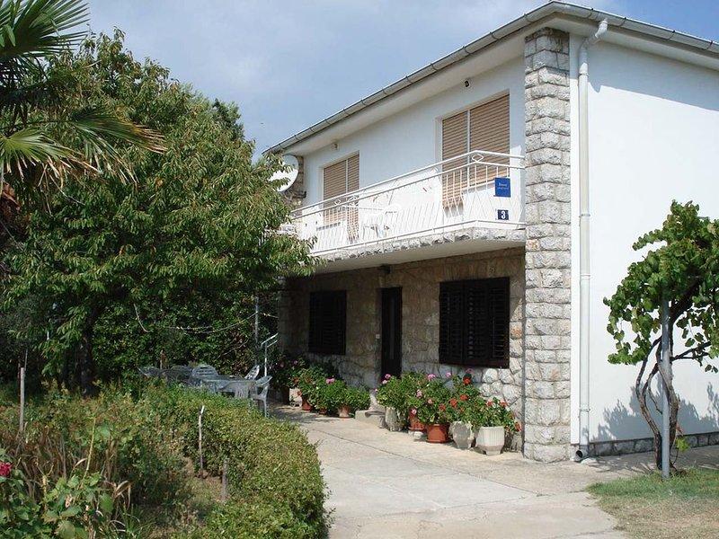 Apartments Štefanić, Ap 1A, location de vacances à Jurandvor