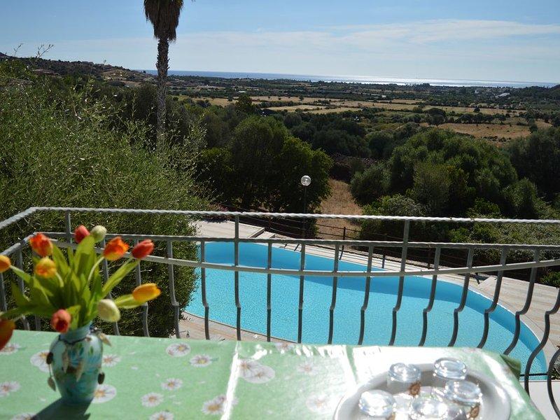 Majorca apartment with sea view, casa vacanza a Malamurì