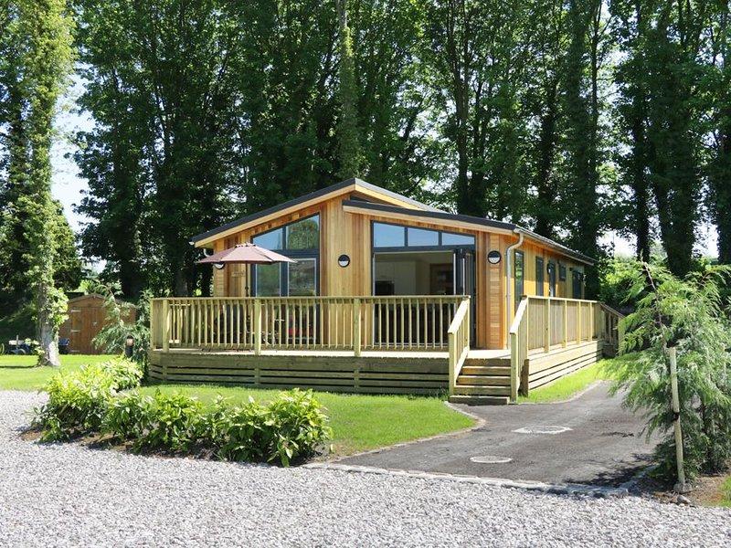 Squirrel Lodge, GARGRAVE, holiday rental in Elslack