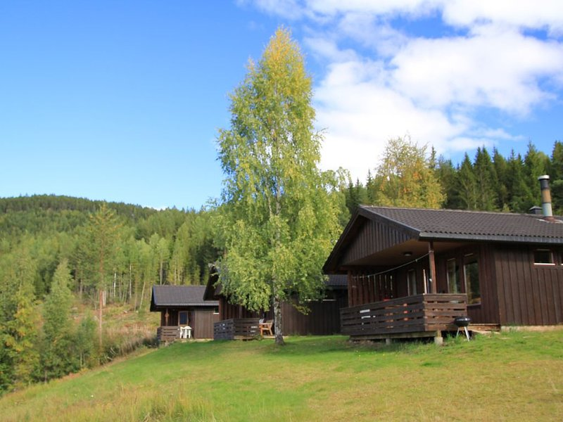 Chalet 8-20 (4 Bedrooms, Sleeps 8)  Vrådal Hyttegrend, location de vacances à Nissedal Municipality