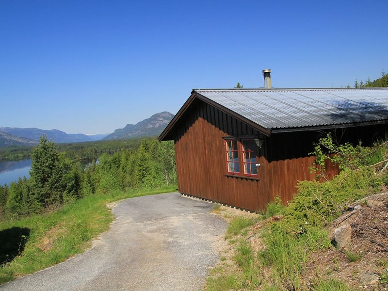 Chalet 1-6 (3 Bedrooms, Sleeps 8) Vrådal Hyttegrend, location de vacances à Nissedal Municipality
