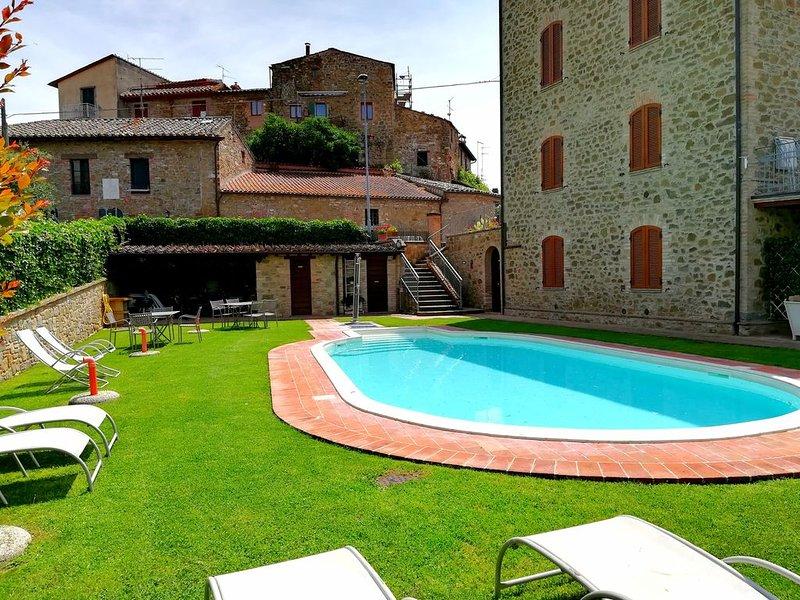 Lago Trasimeno, viale del lavoro 10, casa vacanza a Castel Rigone
