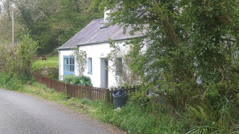 Charming Cottage, near Newport, holiday rental in Fishguard