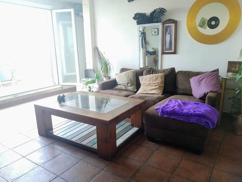 Apartamento céntrico con vistas, holiday rental in Mazo