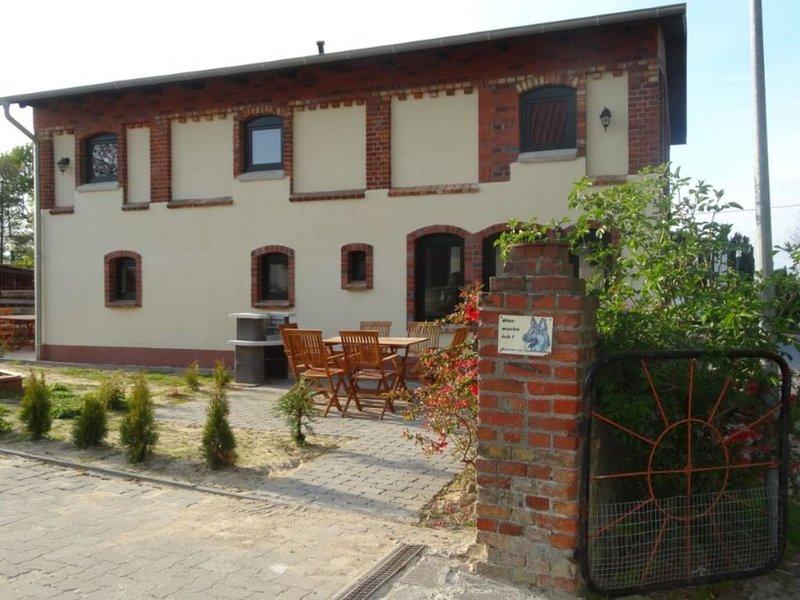 Beautiful Mansion in Bastorf near Sea, location de vacances à Kagsdorf
