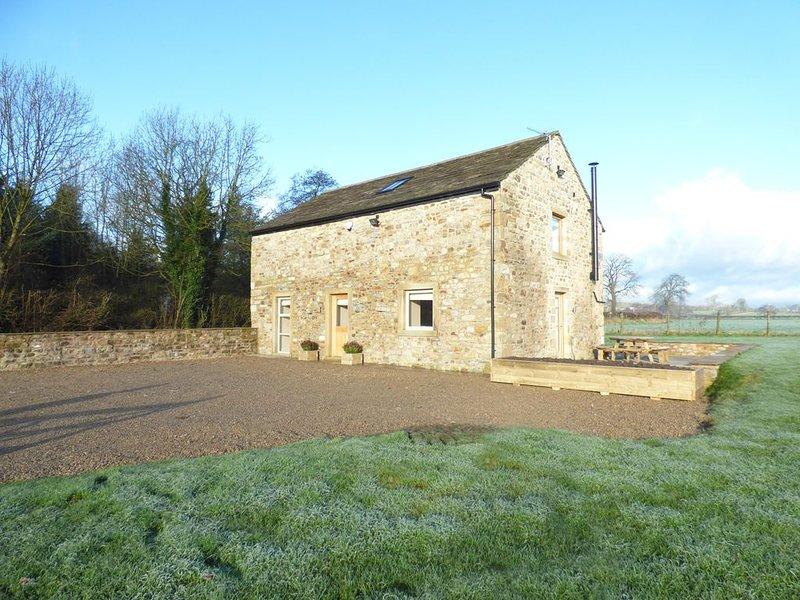Cow Hill Laith Barn, BOLTON-BY-BOWLAND, casa vacanza a Whalley