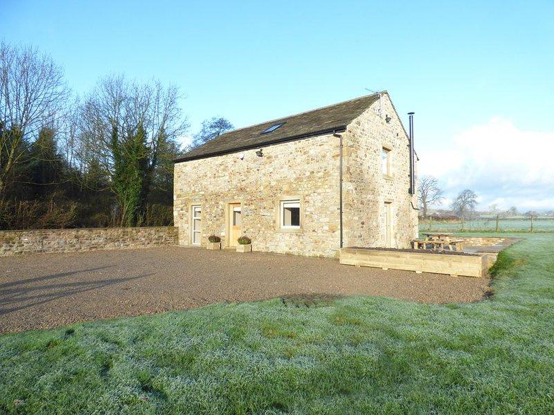 Cow Hill Laith Barn, BOLTON-BY-BOWLAND, casa vacanza a Waddington
