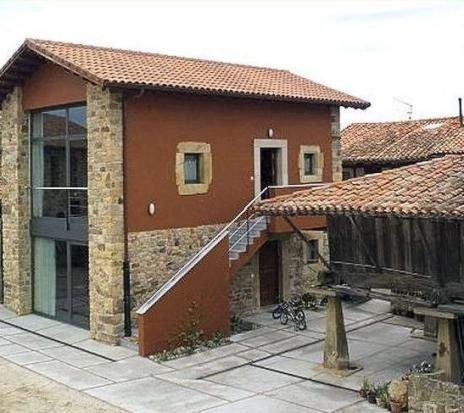 (Apartamento 1 ) Apartamento rural L´Alfar de Lliñeru para 2 personas, alquiler vacacional en Selorio