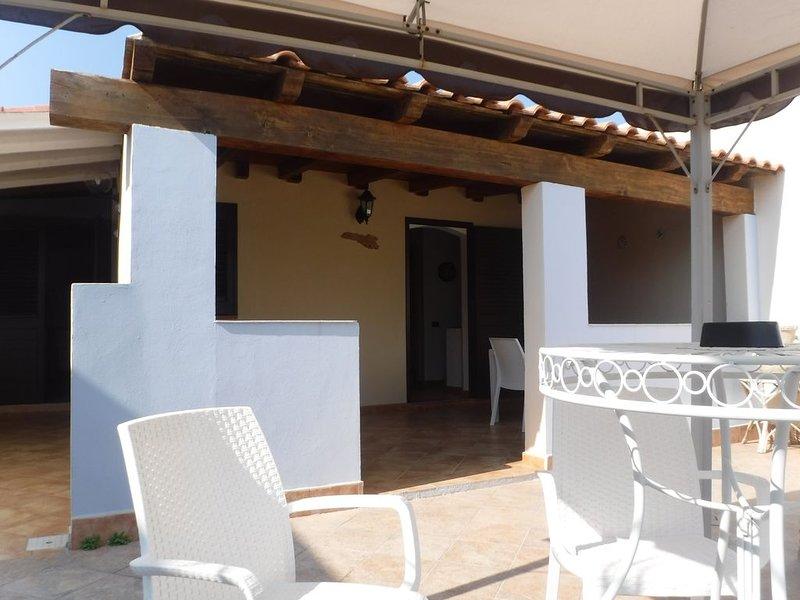 Appartamento con giardino 3, Ferienwohnung in Lampedusa