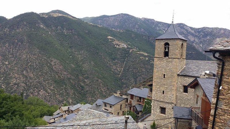 Casa rural (alquiler íntegro) Cal Gerard para 4 personas, holiday rental in Arcabell