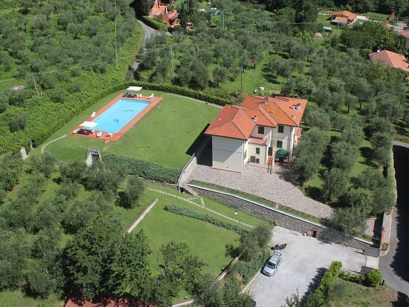 Villa Corvo Whole Villa, vacation rental in San Lorenzo a Vaccoli