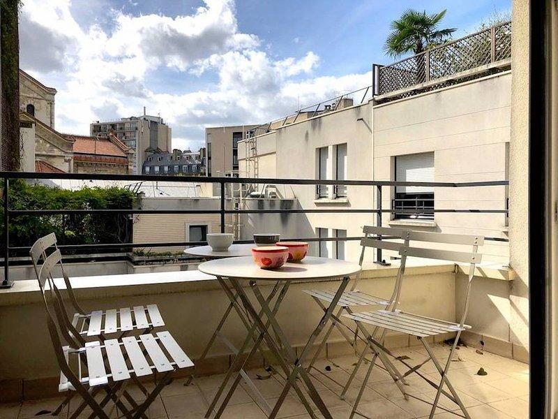 Thibaud - terrace