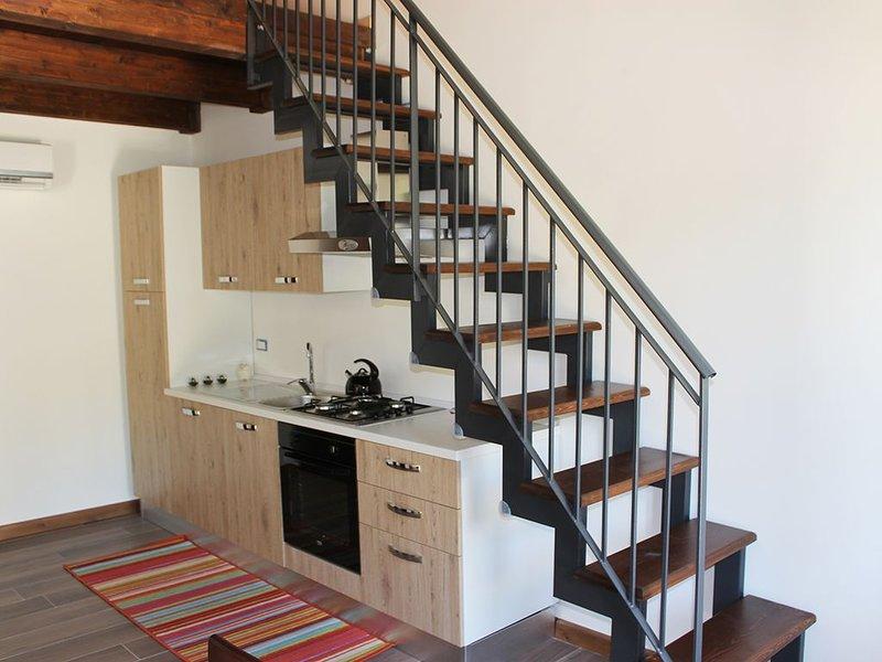 Tenuta Nuvola Appartamento Vigna, vacation rental in Cicerale