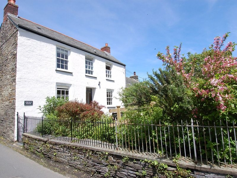 Jordan House, BOSCASTLE, holiday rental in Boscastle