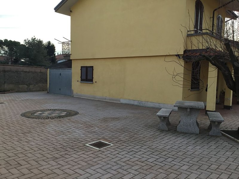 Casa Caltignaga di campagna, location de vacances à Borgolavezzaro