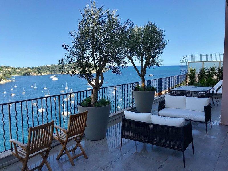 Charming apartment 2, aluguéis de temporada em Villefranche-sur-Mer