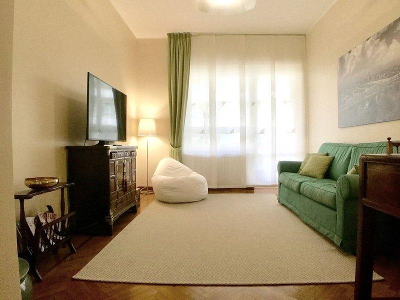 Casa Raffaello - 4 Ospiti - San Salvario/Centro - Wifi/Ac/Parking, holiday rental in Cavoretto