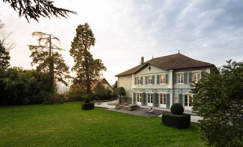 La Maison Bambou ,un lugar mágico !!, holiday rental in Vallieres