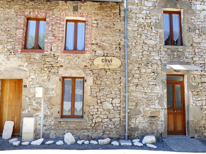 CHUI GITE 87290 Haute Vienne -  Newly Renovated, spacious and elegant, vacation rental in Nantiat