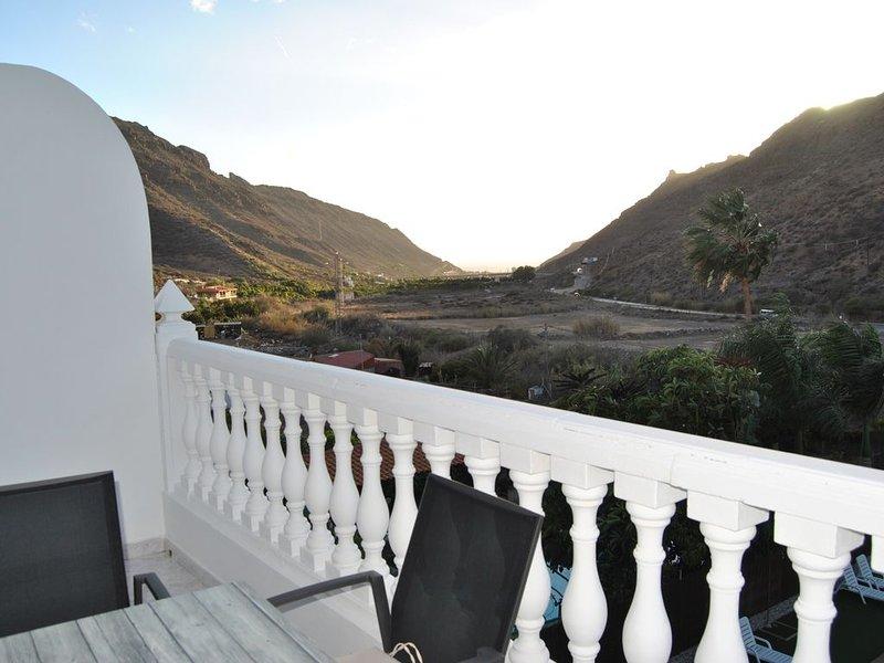 Mogan Sol, preciosos apartamentos situados a 3 km de Playa de Mogan, aluguéis de temporada em Las Burillas
