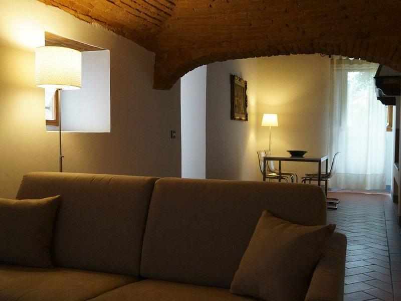Casa Leopoldo - Fontebuona Firenze, holiday rental in Pratolino