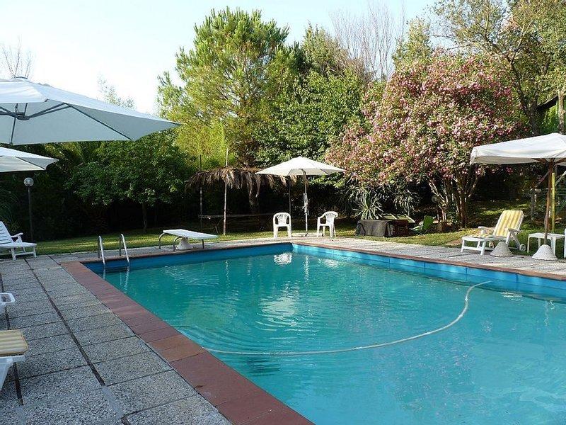 Villa Gabriella - Appartamento Rosa Nera, holiday rental in Bagno di Gavorrano