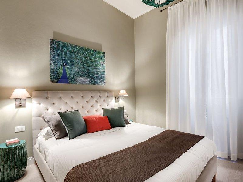 GIGLIO COURTYARD - Duomo Stylish Apartment!, holiday rental in San Martino alla Palma