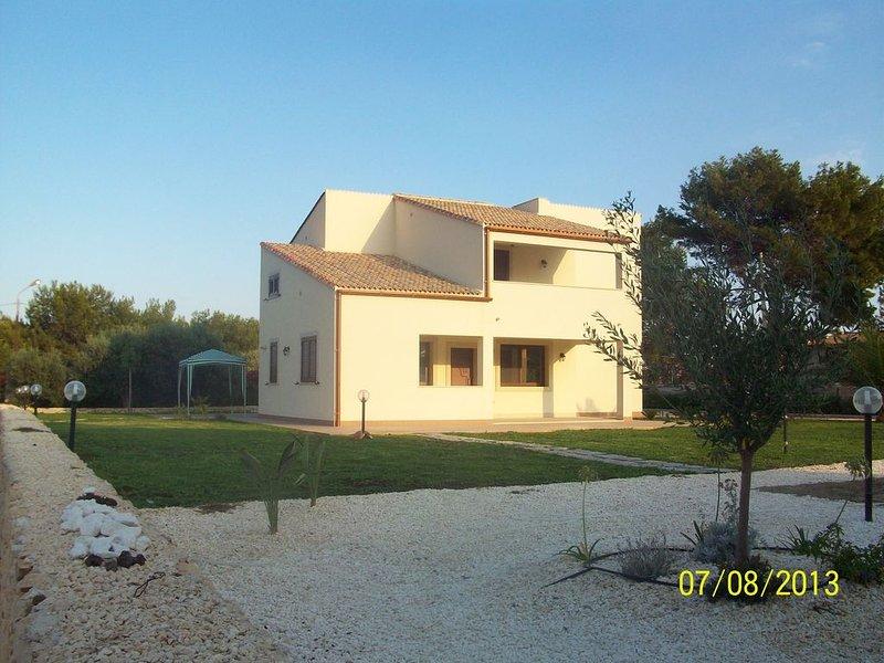 Villa nuova costruzione nell'aria marina protetta del Plemmirio, location de vacances à Plemmirio