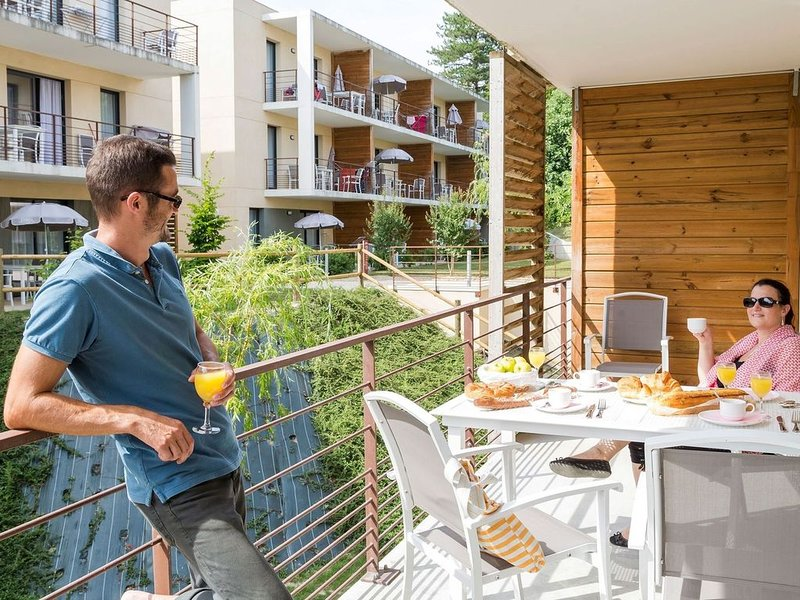 Modern apartment in the medieval Chinon in the Loire, holiday rental in La Roche-Clermault
