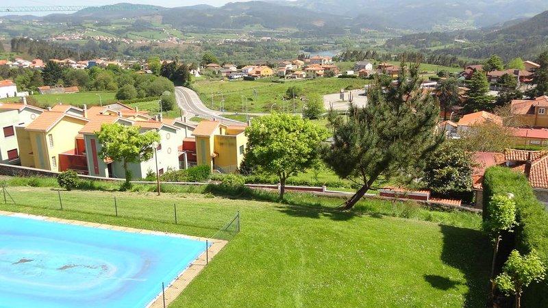 La casa de leo!!!... tu lugar de descanso, casa vacanza a Naveces